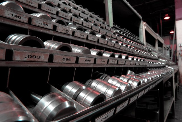 Tri-Metal Industries Tooling Racks